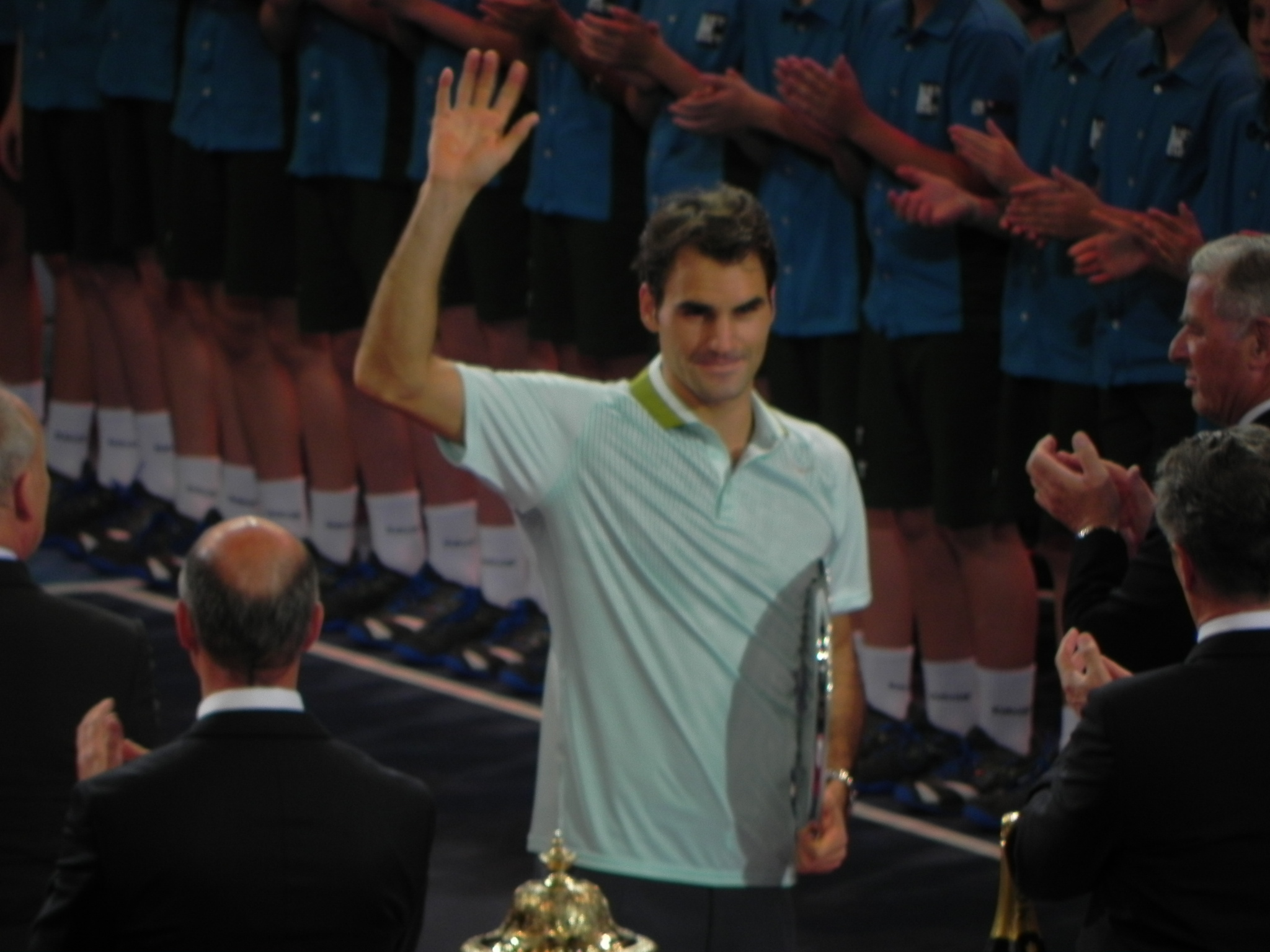 Federer @ Basel