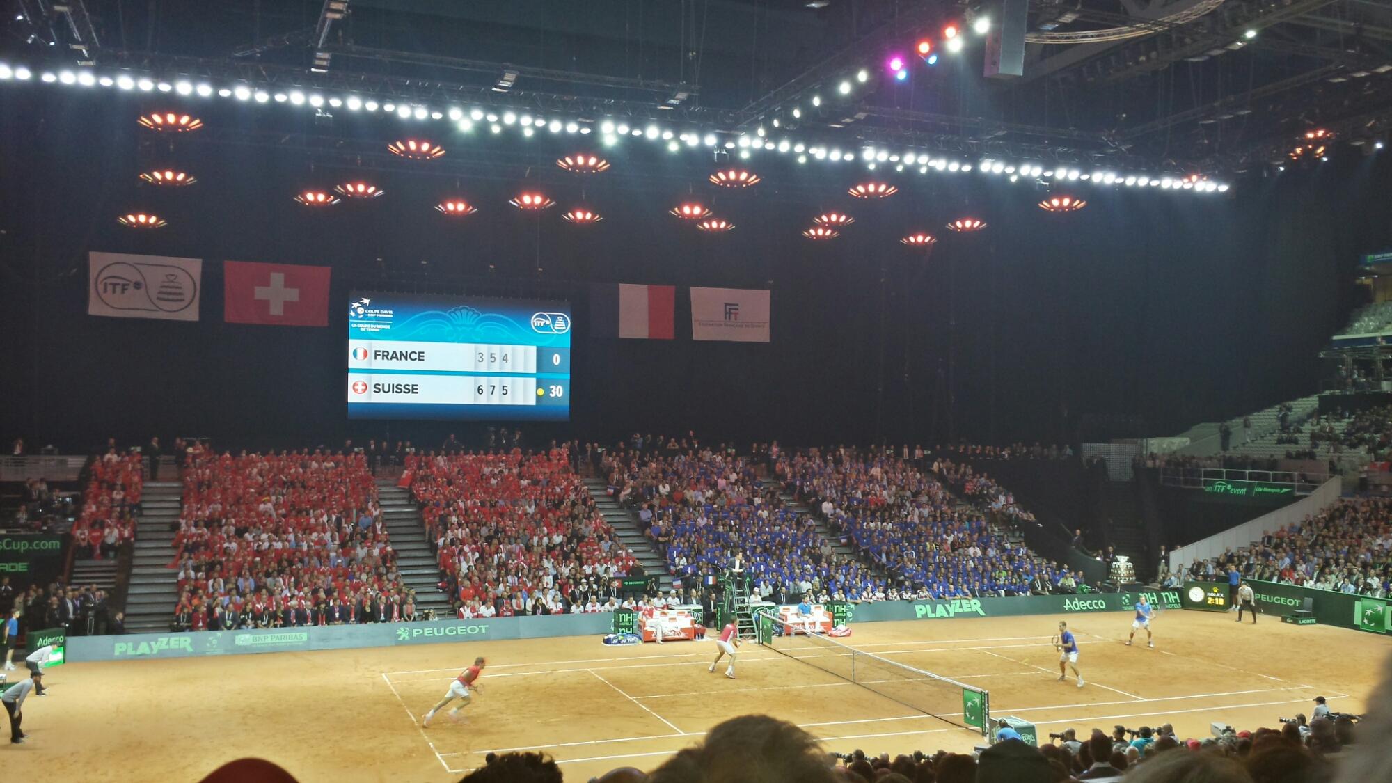 Davis Cup Doubles Teams