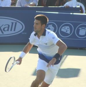 Novak 2011 Slam Contender