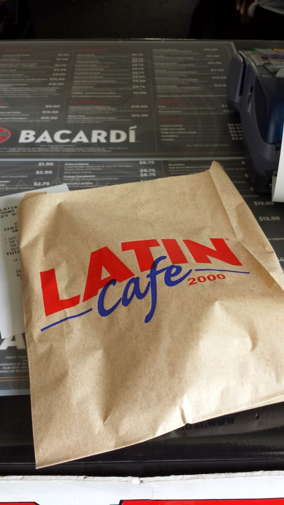 The Latin food options make Miami distinctive.