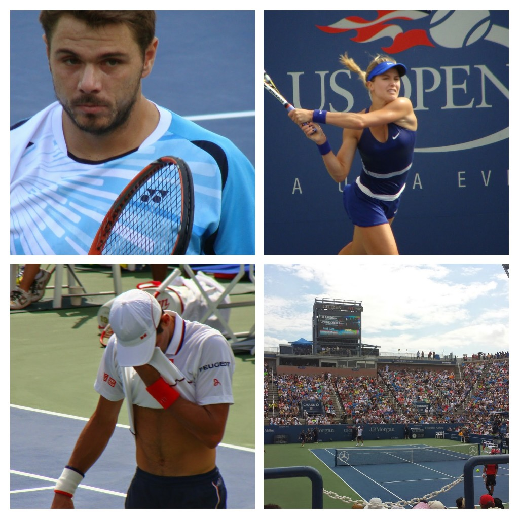 Labor Day at the US Open