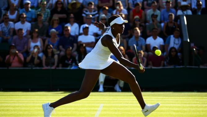 Venus Williams (Photo by Ian Walton/Getty Images)