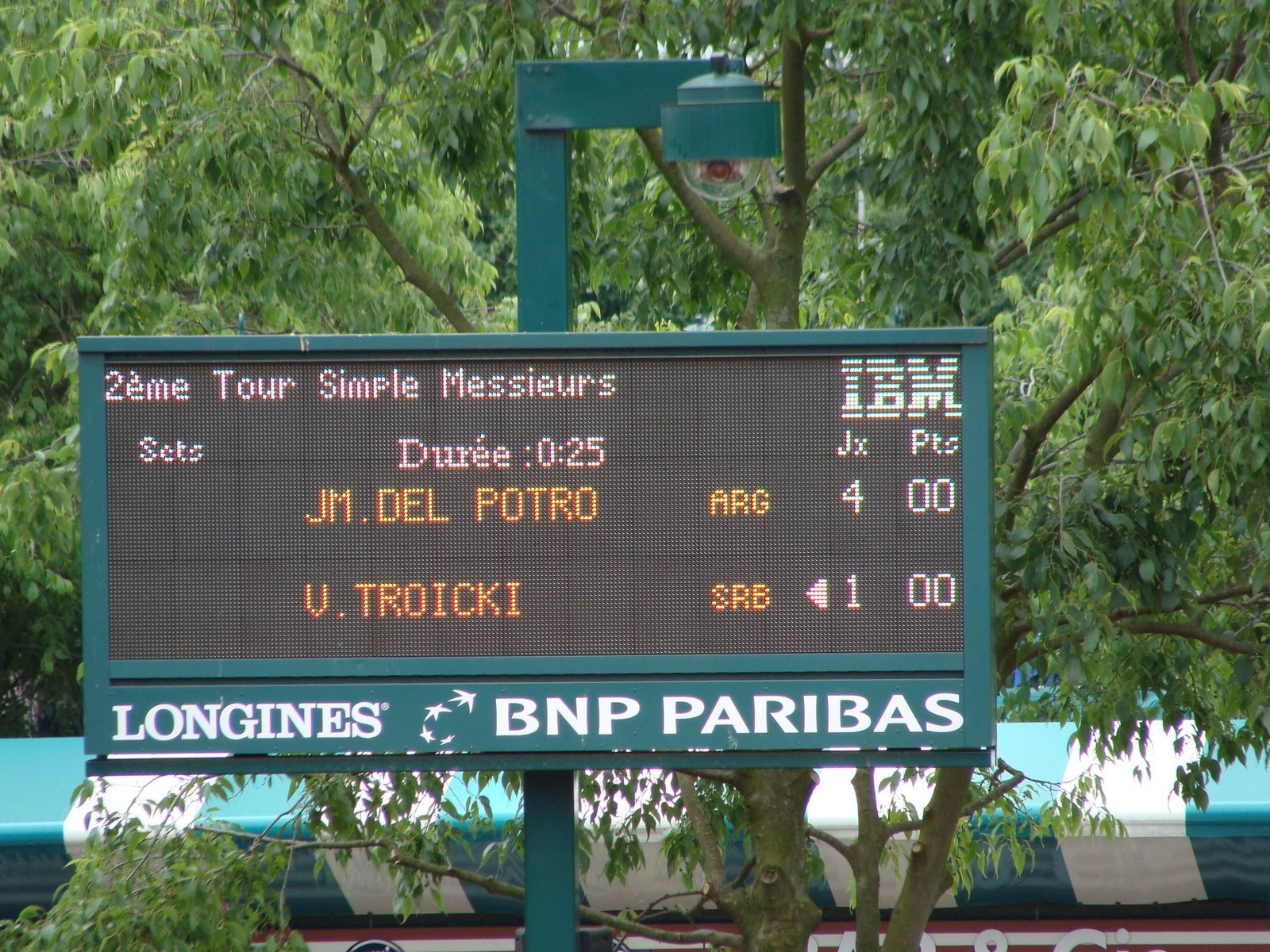 3_Delpo vs Troicki RG 2009