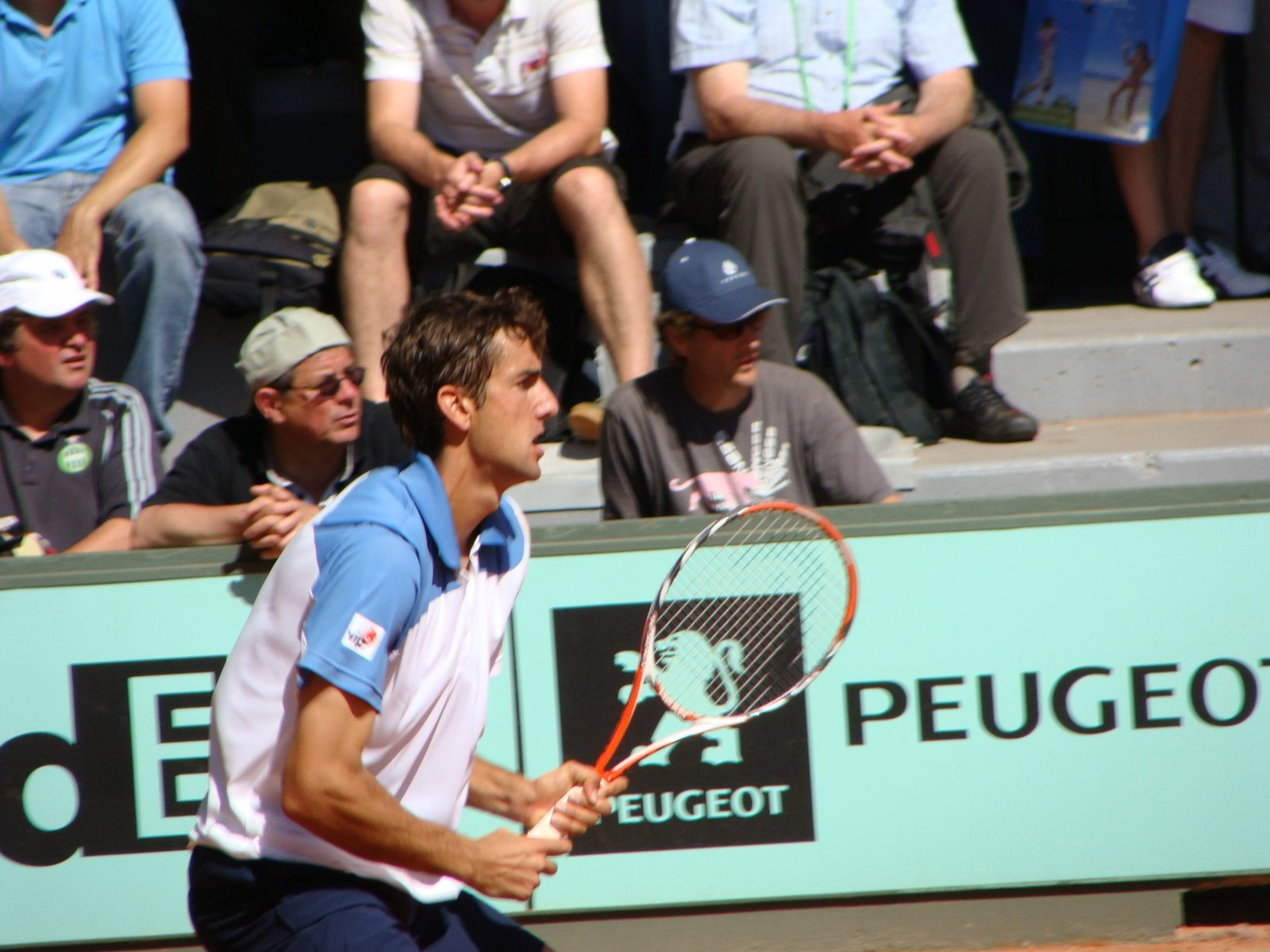 10_Cilic at RG 2009