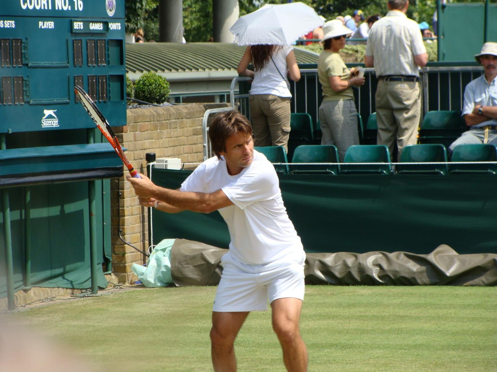 20_Santoro Wimbledon 2009