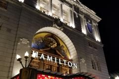 Hamilton at The Victoria 2018