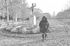 Agallivant at Luxembourg Gardens Paris 2018
