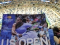 Serena covers US Open Program