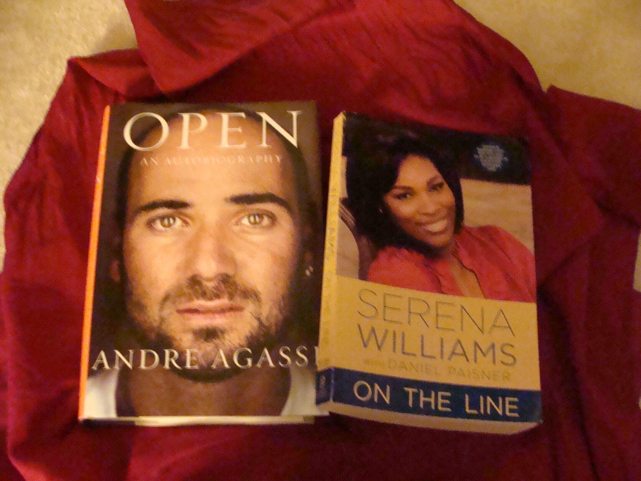 Agassi and Serena