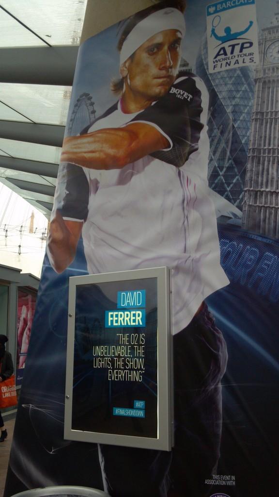 Ferrer @ WTF 2013