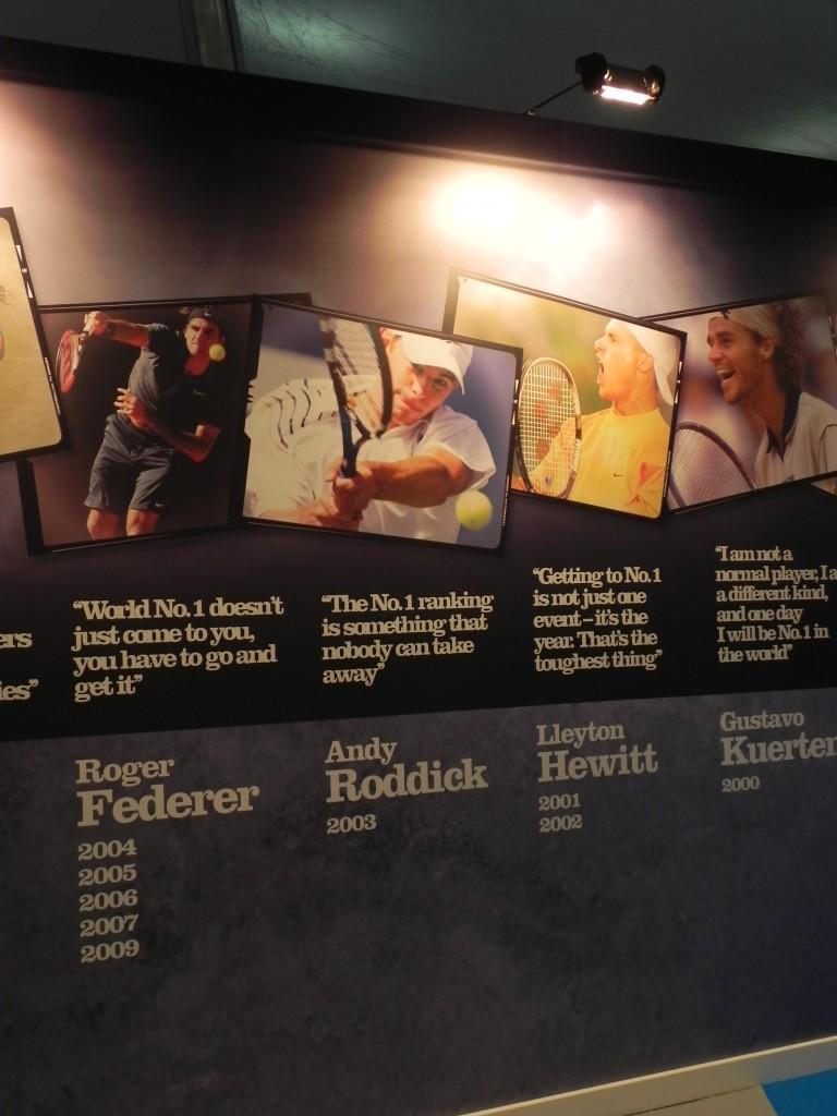 Federer, Roddick, Hewitt Years