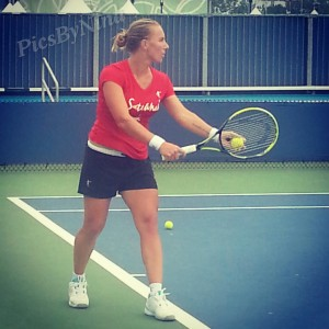 Svetlana in CincyTennis '14