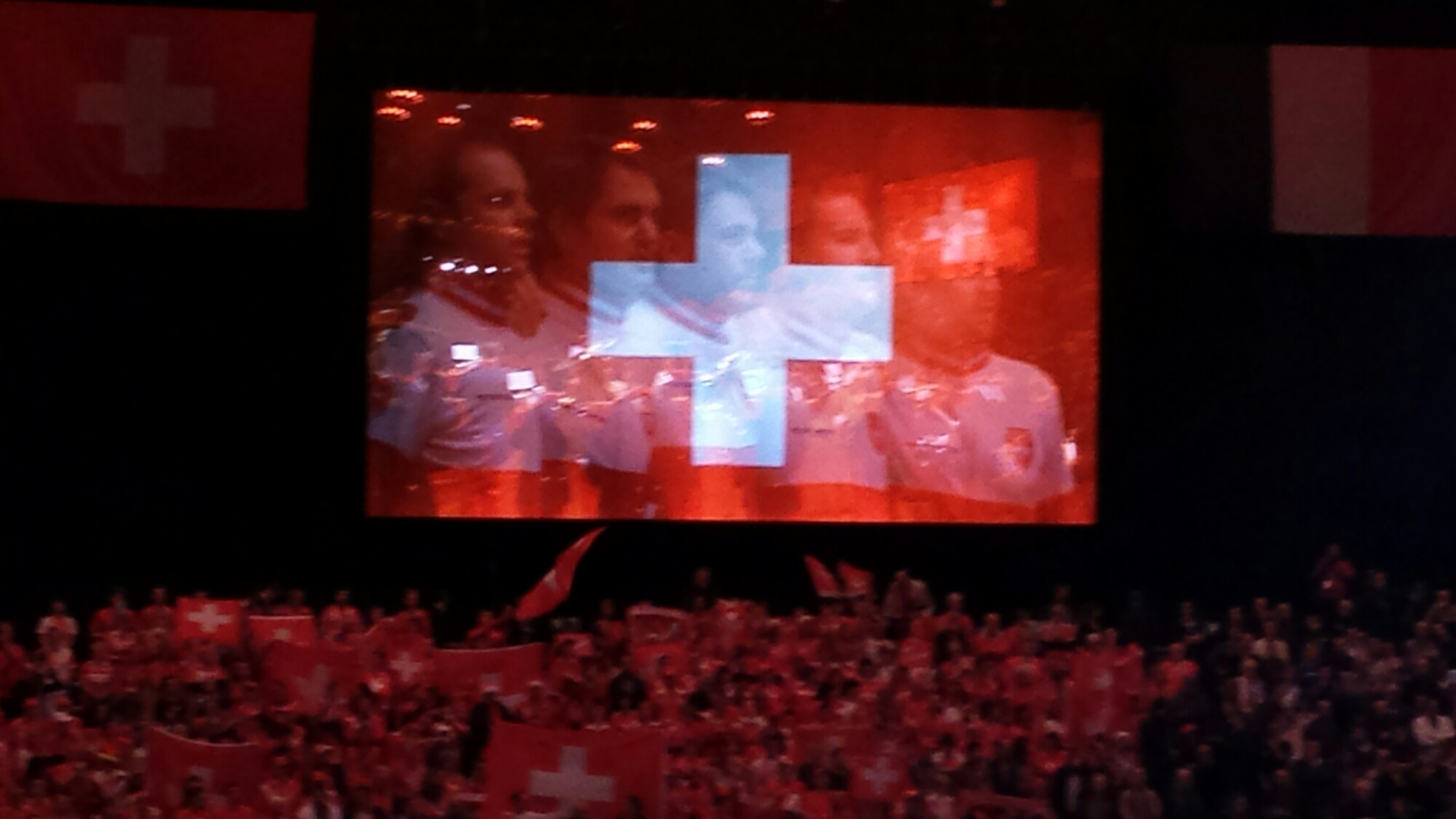 Swiss Singing Anthem