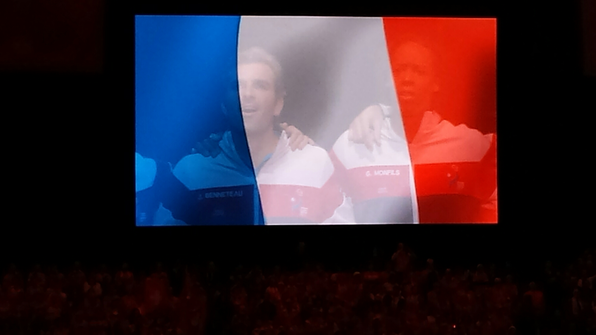French Flag French Players